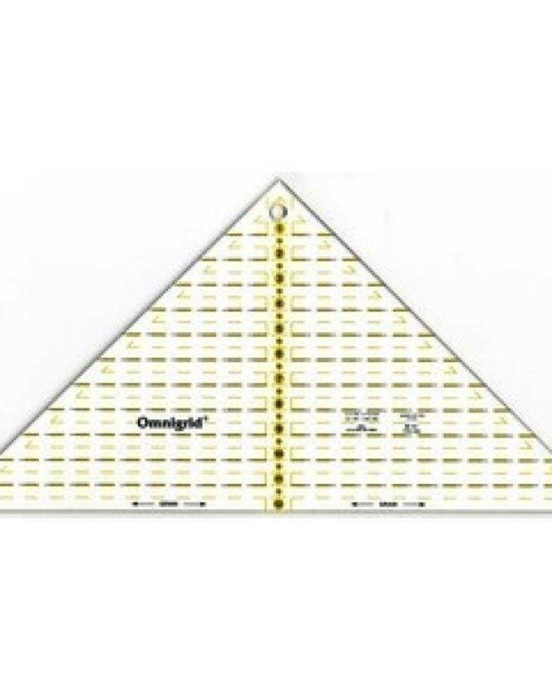 Omnigrid driehoek