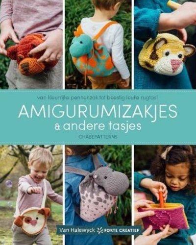 Boek - Amigurumizakjes & andere tasjes