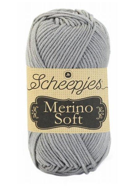 Scheepjes Merino Soft 604 grijs