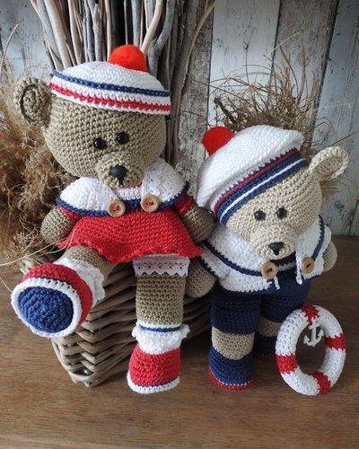 Funny -  Bears Rody & Amy