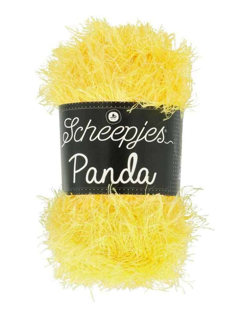 Scheepjeswol Panda 586 geel