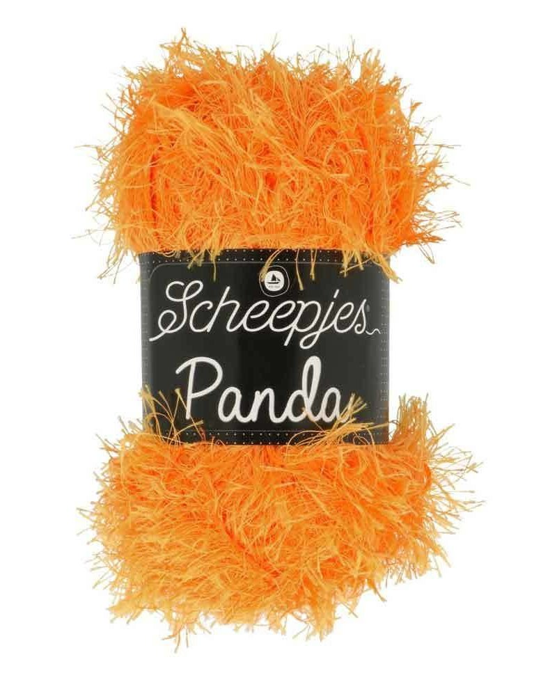 Scheepjeswol Panda 587 oranje