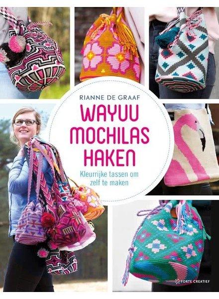 Boek - Wayuu mochilas haken