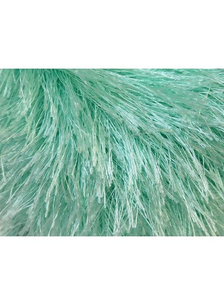 Ice Yarns Eyelash mint green 50 gr
