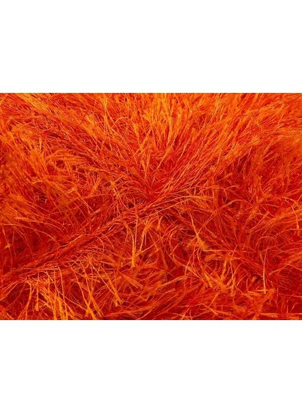 Ice Yarns Eyelash orange 50 gr