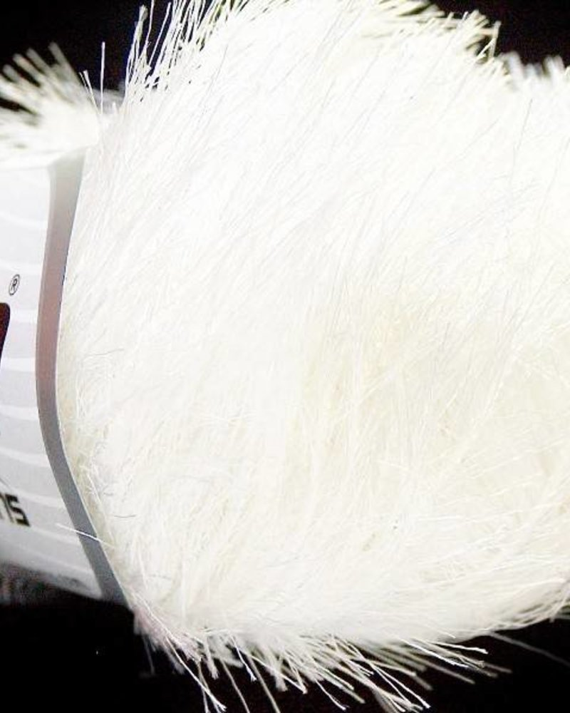 Ice Yarns Eyelash white 50 gr