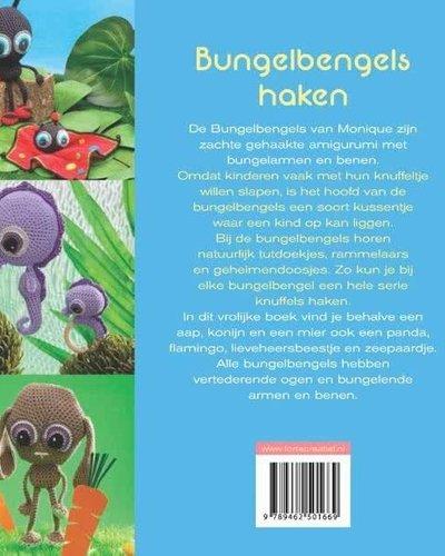 Boek - Bungelbengels haken