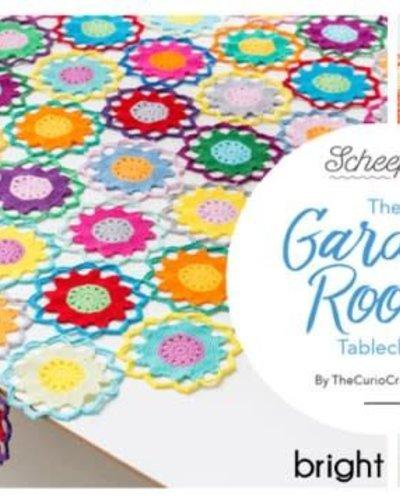 Scheepjeswol Patroon - Garden room (Engelstalig!)