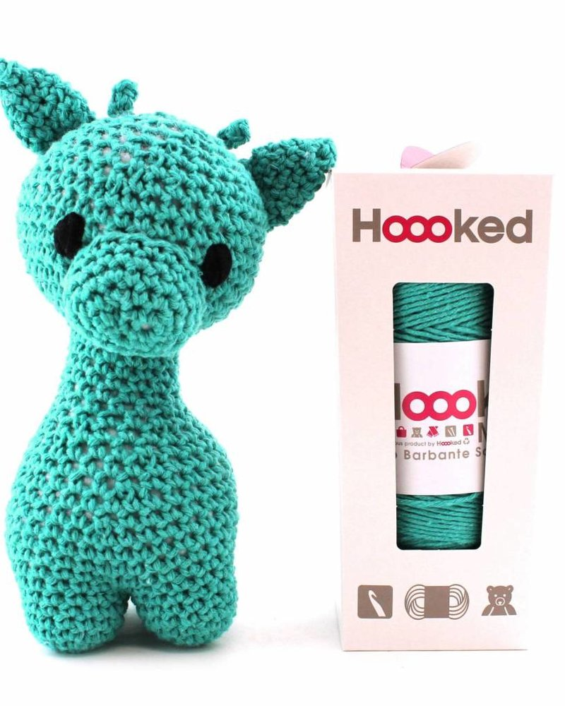 Pakket Hoooked - Giraffe Ziggy Lagoon