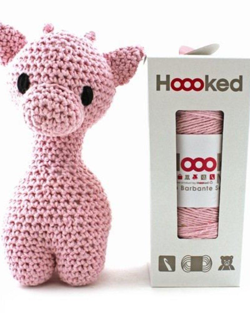 Pakket Hoooked - Giraffe Ziggy Blossom