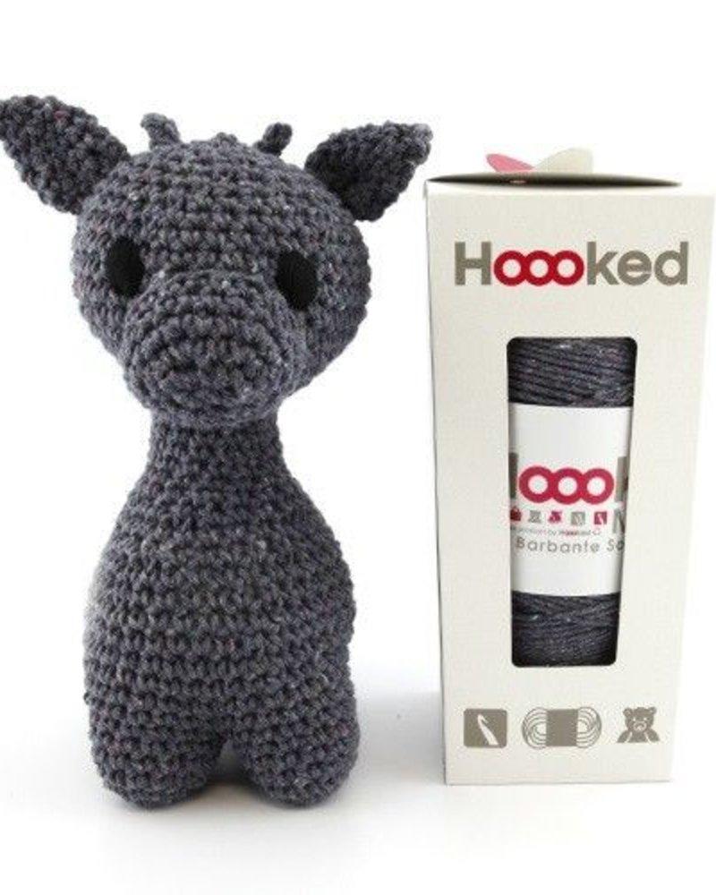 Pakket Hoooked - Giraffe Ziggy Lava