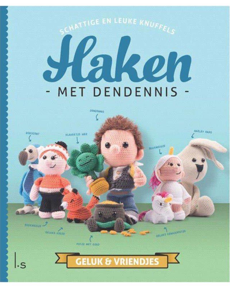 Boek - Haken met Dendennis - Geluk & vriendjes