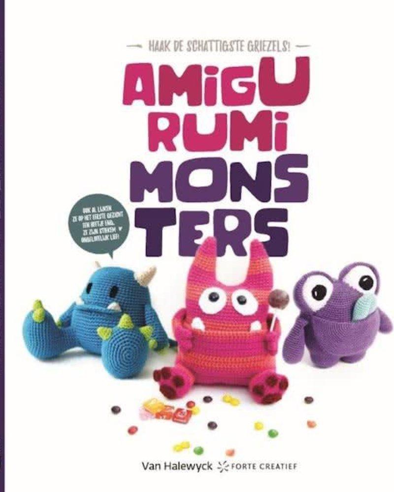 Boek - Amigurumi monsters