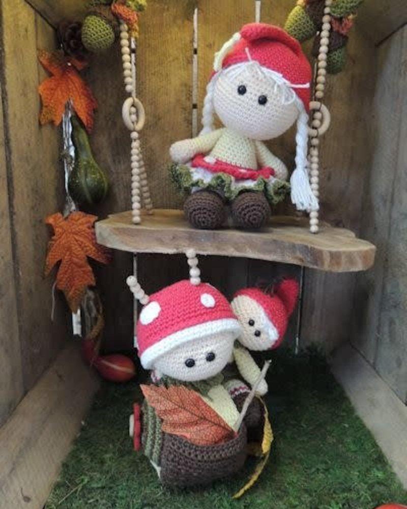 Funny - Mushroom set
