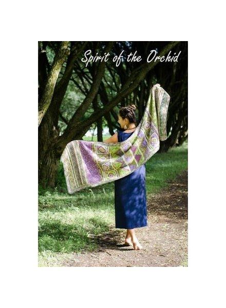 Scheepjeswol Pakket Spirit of life - the Orchid
