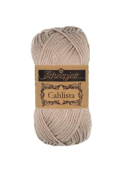 Scheepjeswol Cahlista 406 soft beige
