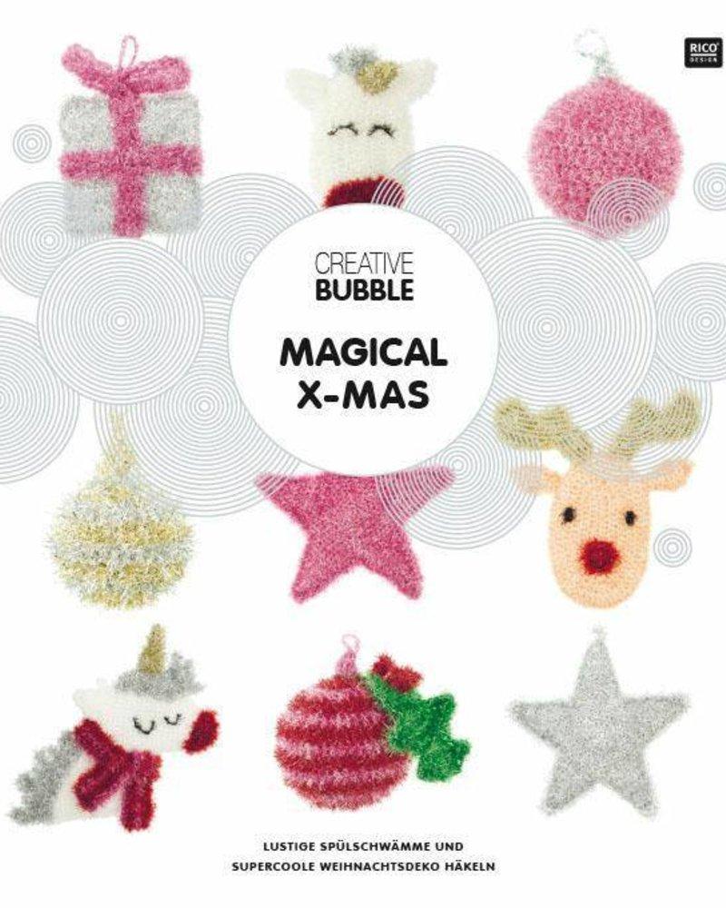 Rico Boek - Creative Bubble: Magical X-mas