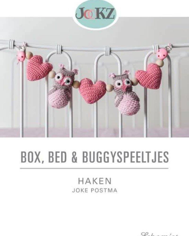 Boek - Box, bed & buggyspeeltjes haken