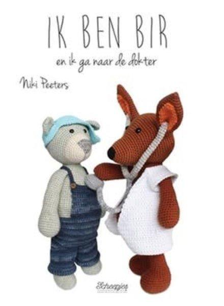 Boek - Ik ben Bir en ik ga naar de dokter
