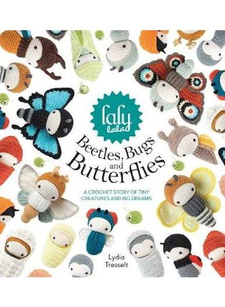 Boek - Beetles, Bugs and Butterflies