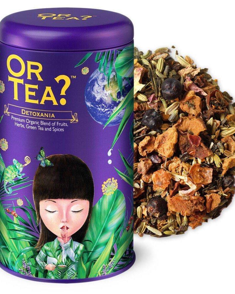 Losse thee - Detoxania