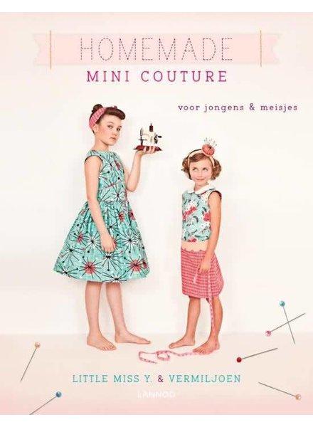 Boek - Homemade mini couture