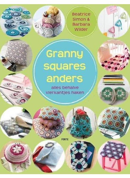 Boek - Granny squares anders