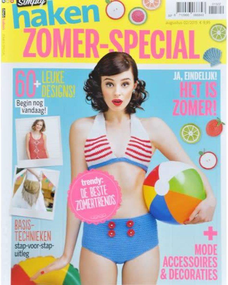 Simply haken special - Zomer-special 2015