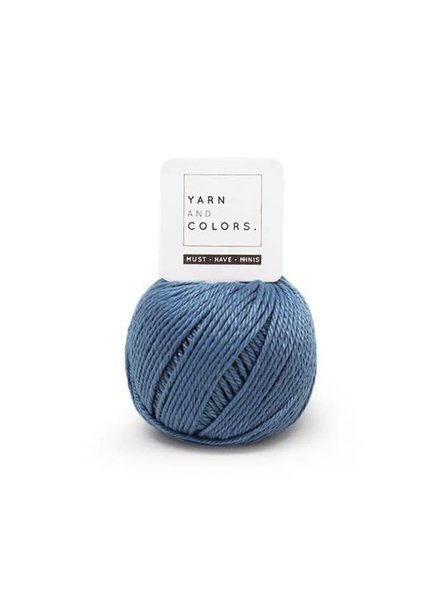 Yarn and colors Must have mini 061 denim