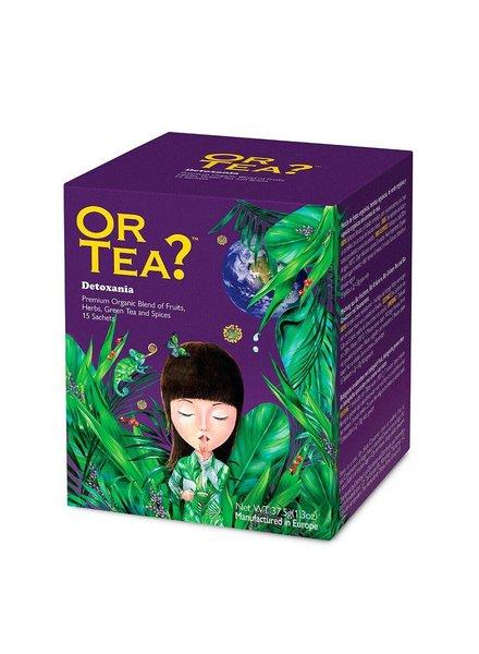 Or tea? Builtjes - Detoxania
