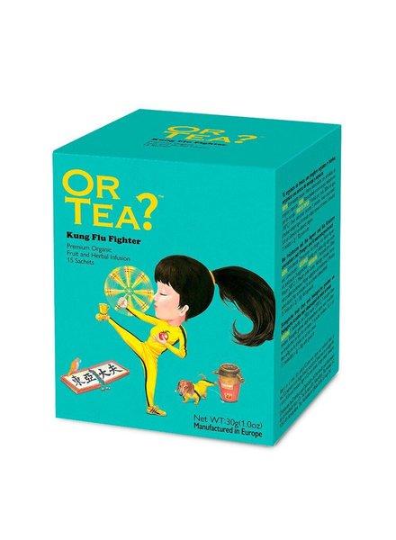Or tea? Builtjes - Kung Flu Fighter