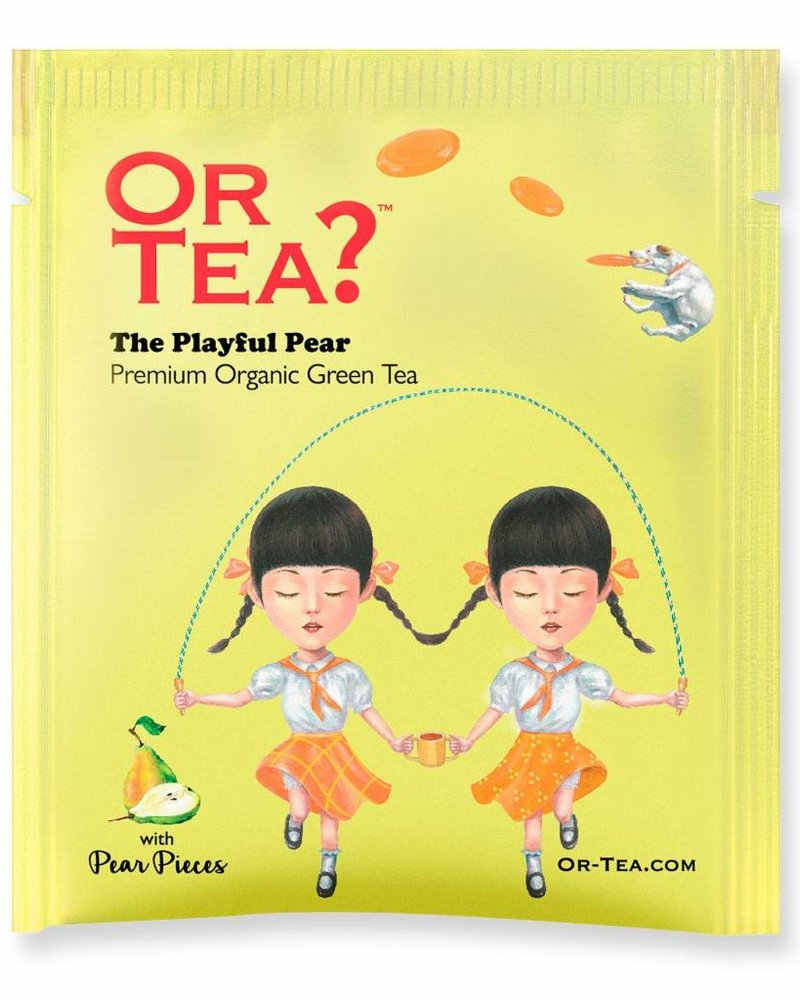 Or tea? Builtjes - The Playful Pear