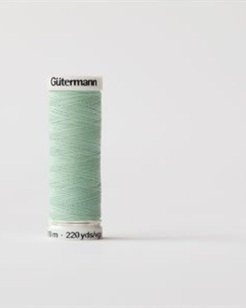 Naaigaren Gütermann 297 jade groen (200 meter)