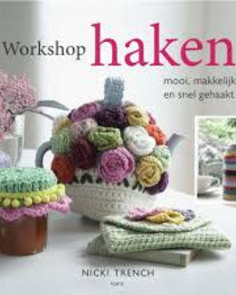 Boek - Workshop haken