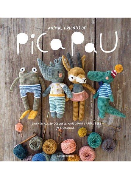 Boek - Animal friends of Pica Pau