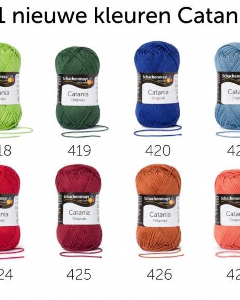 SMC Pakket 11 nieuwe kleuren catania (2018)