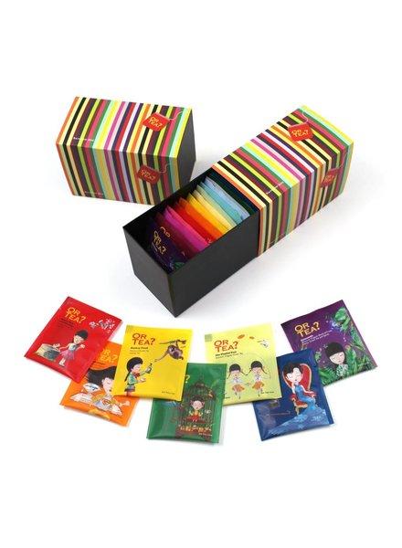 Or tea? Builtjes - Rainbow box