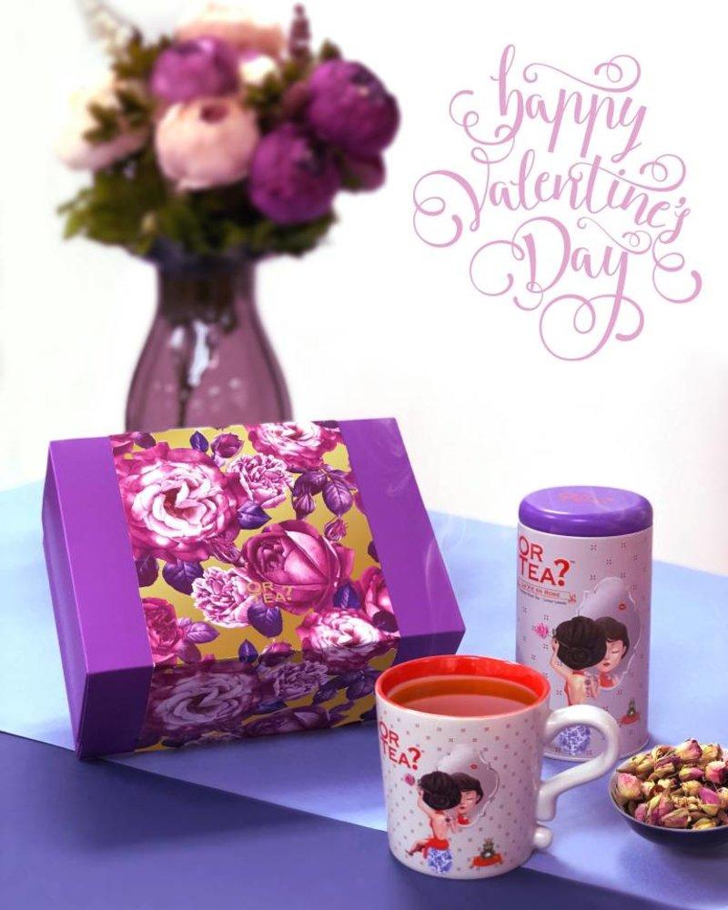 Or tea? Losse thee - Valentine's Box