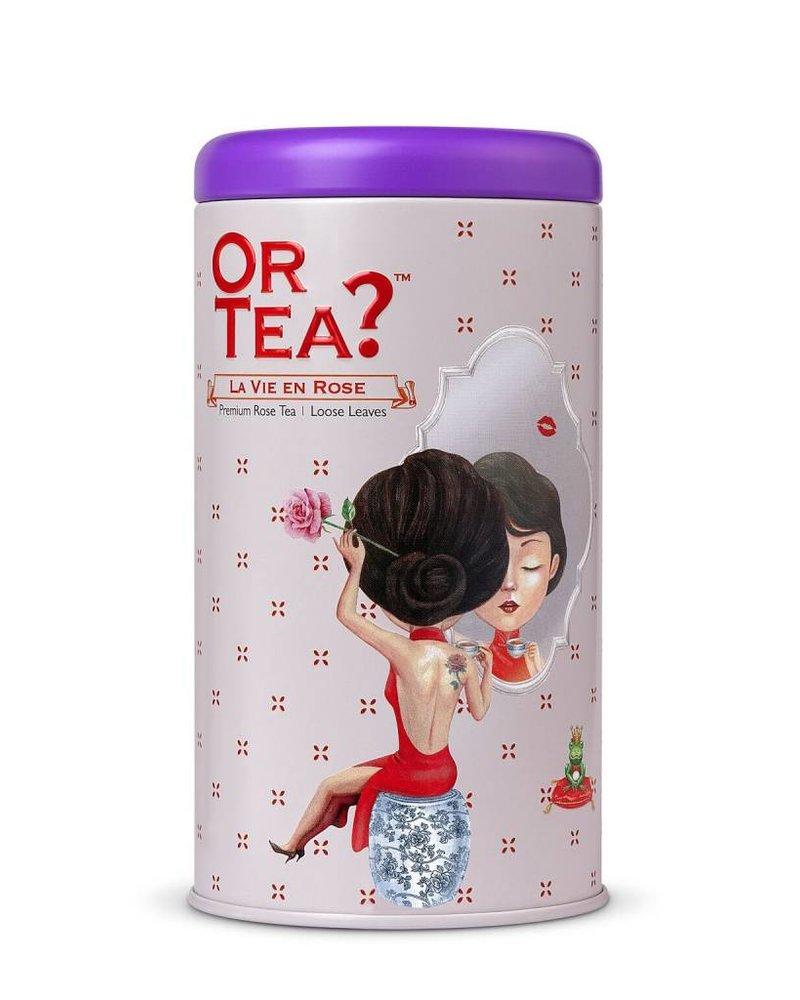 Losse thee - La Vie en Rose
