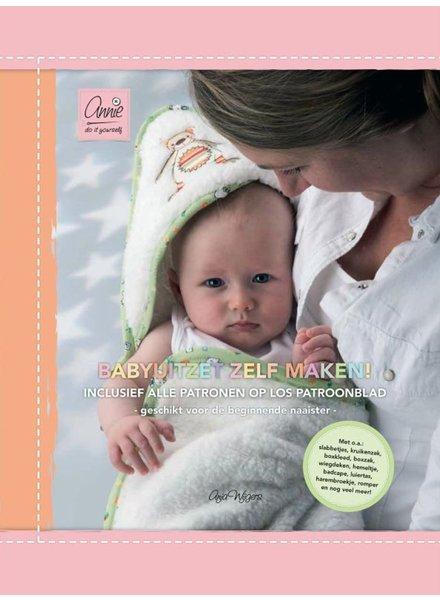 Boek - Babyuitzet zelf maken