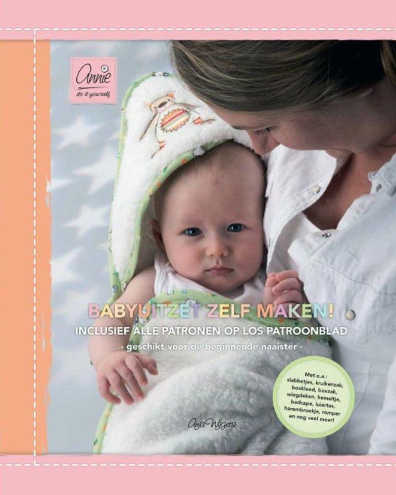 Boek - Van baby tot kleuter: kleding en spullen zelf maken