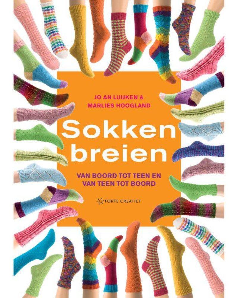 Boek - Sokken breien