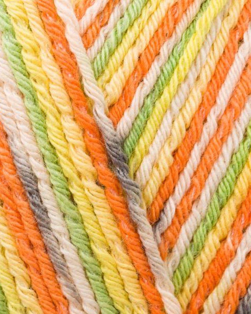 Regia Cotton 4-draads Tutti Frutti 2417 papaya