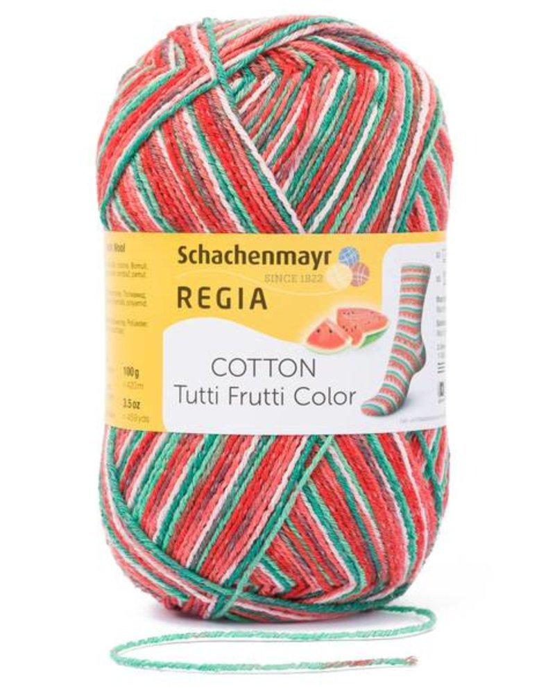 Regia Cotton 4-draads Tutti Frutti 2421 wassermelone