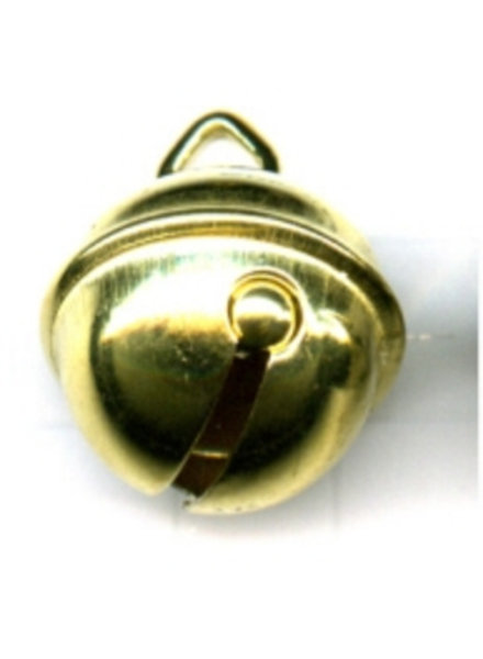 Belletje 19 mm goudkleur