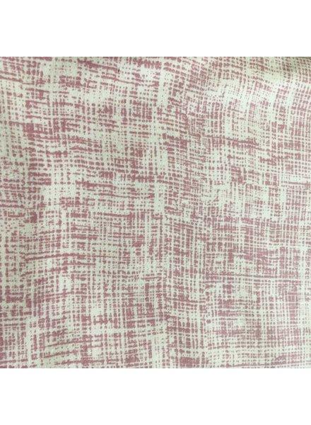 Tricot - Sketch - oudroze - Coupon 1m