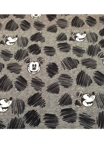 Tricot - Mickey Mouse - Coupon 1m