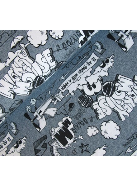 Tricot - Mickey Mouse