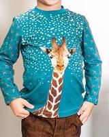 Tricot - Paneel Giraffe