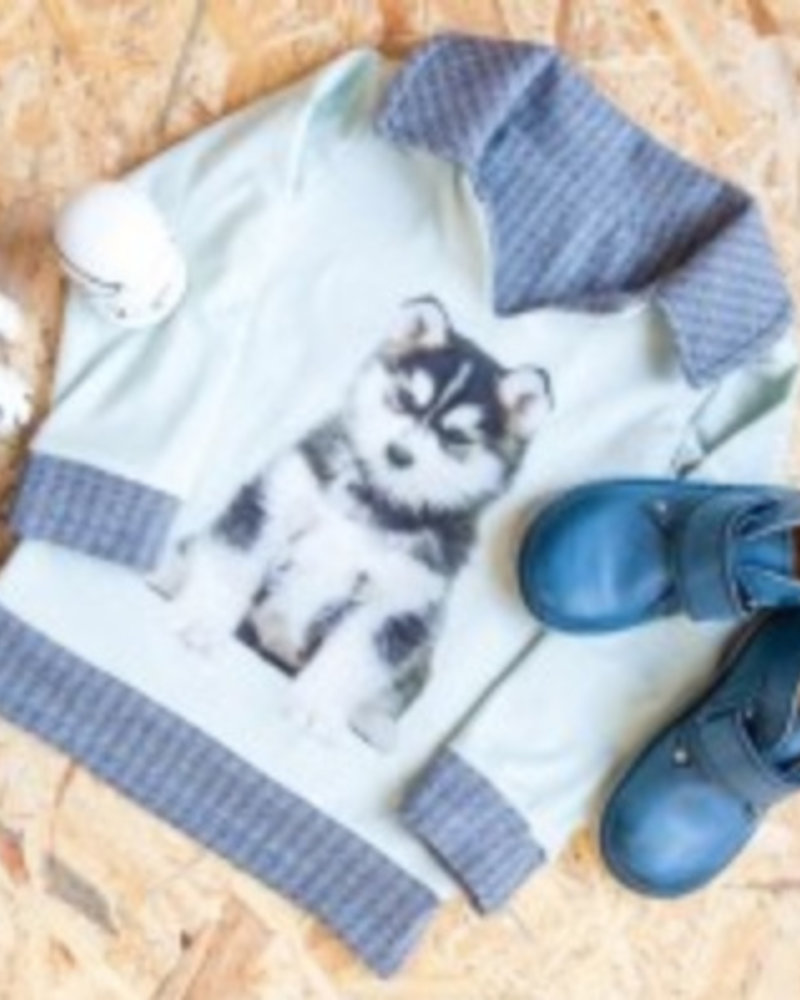 Sweater - Paneel Hushki